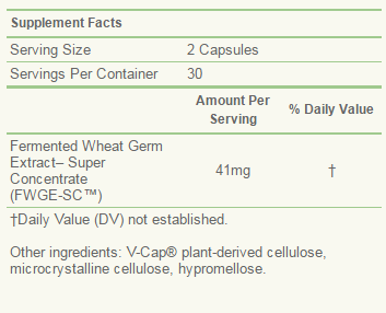 Metatrol Ingredients and Supplement Facts