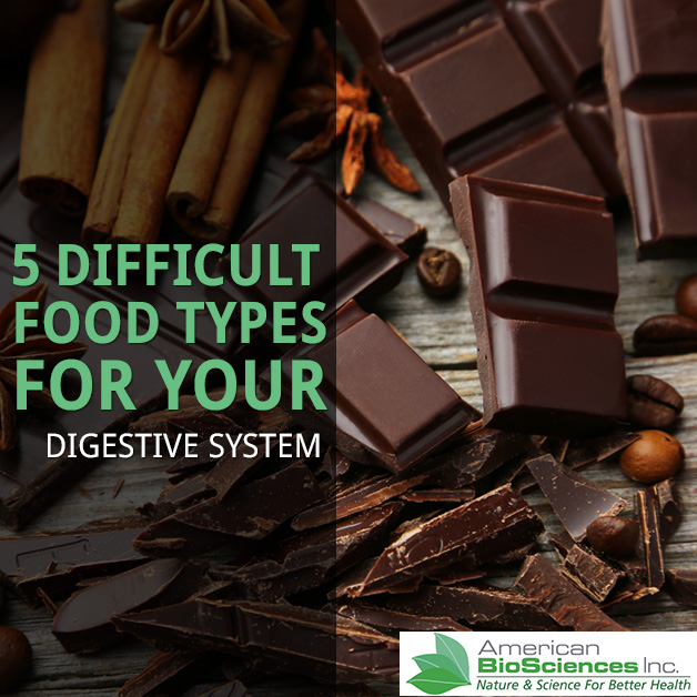 difficult foods