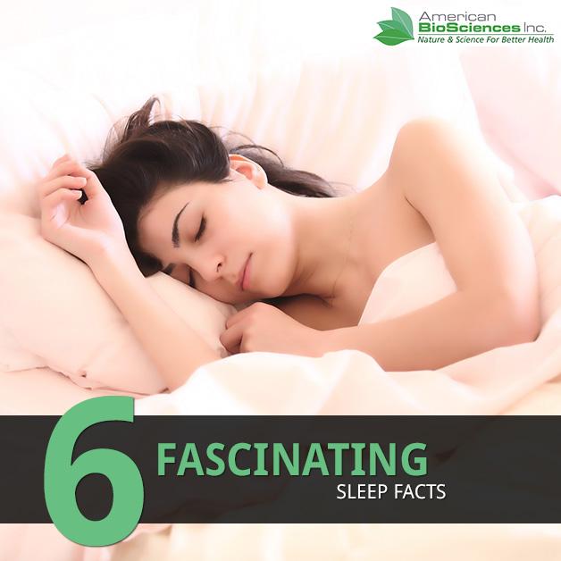 6 Fascinating Sleep Facts