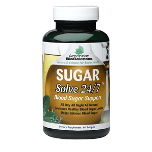Sugar Solve blood glucose support