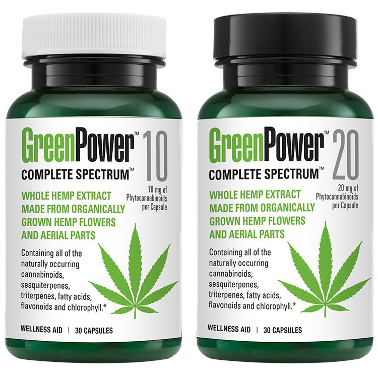 GreenPower Bottles
